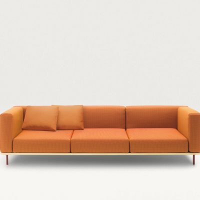Bench Three Seater Sofa