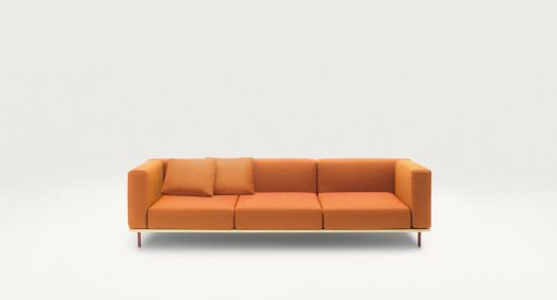Bench Three Seater Sofa