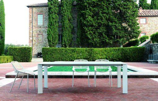 Grande Arche Extendible Dining table