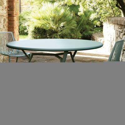 Radice Quadra Round Table