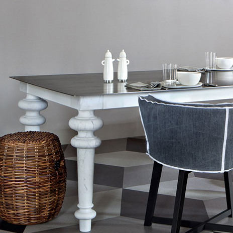 Gray 34 Table