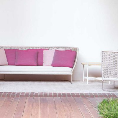 Ami Three Seater Sofa