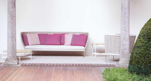 Ami Three Seater Sofa