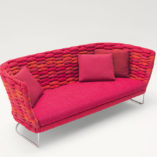 Ami Two Seater Sofa