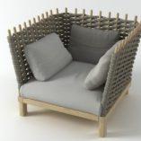 Wabi Armchair