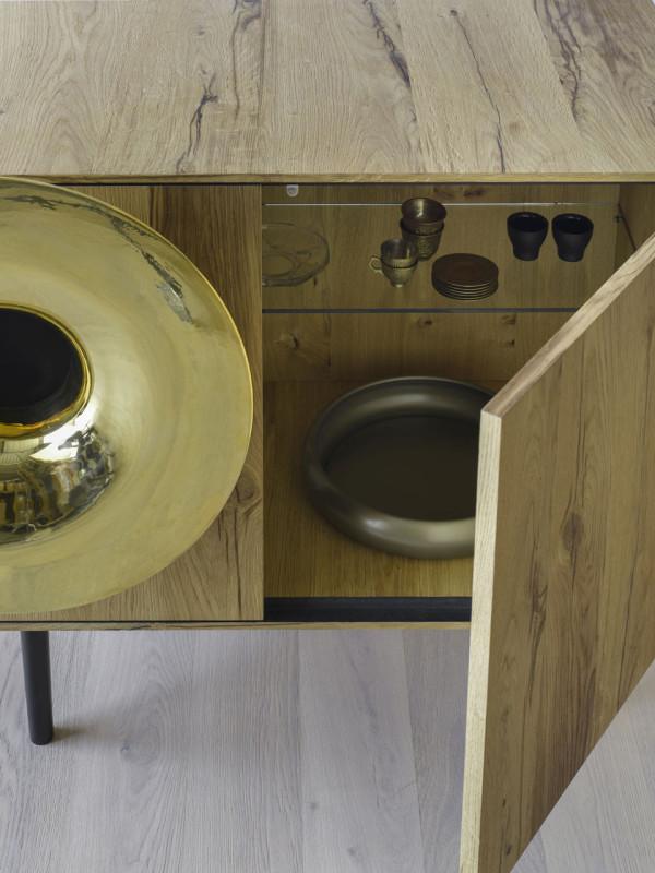 caruso cabinet | the modern home company