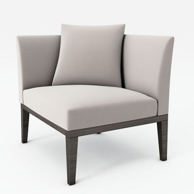 Bellecote Corner Chair