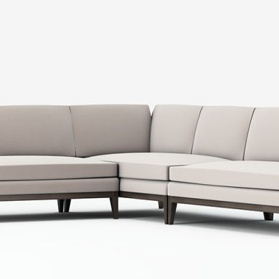 Cherkley Sectional Corner Sofa