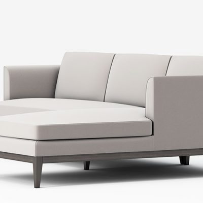 Cherkley Sofa with Chaise