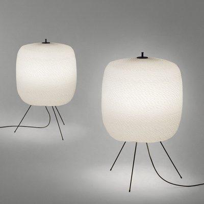 Shoji Standing Lamp