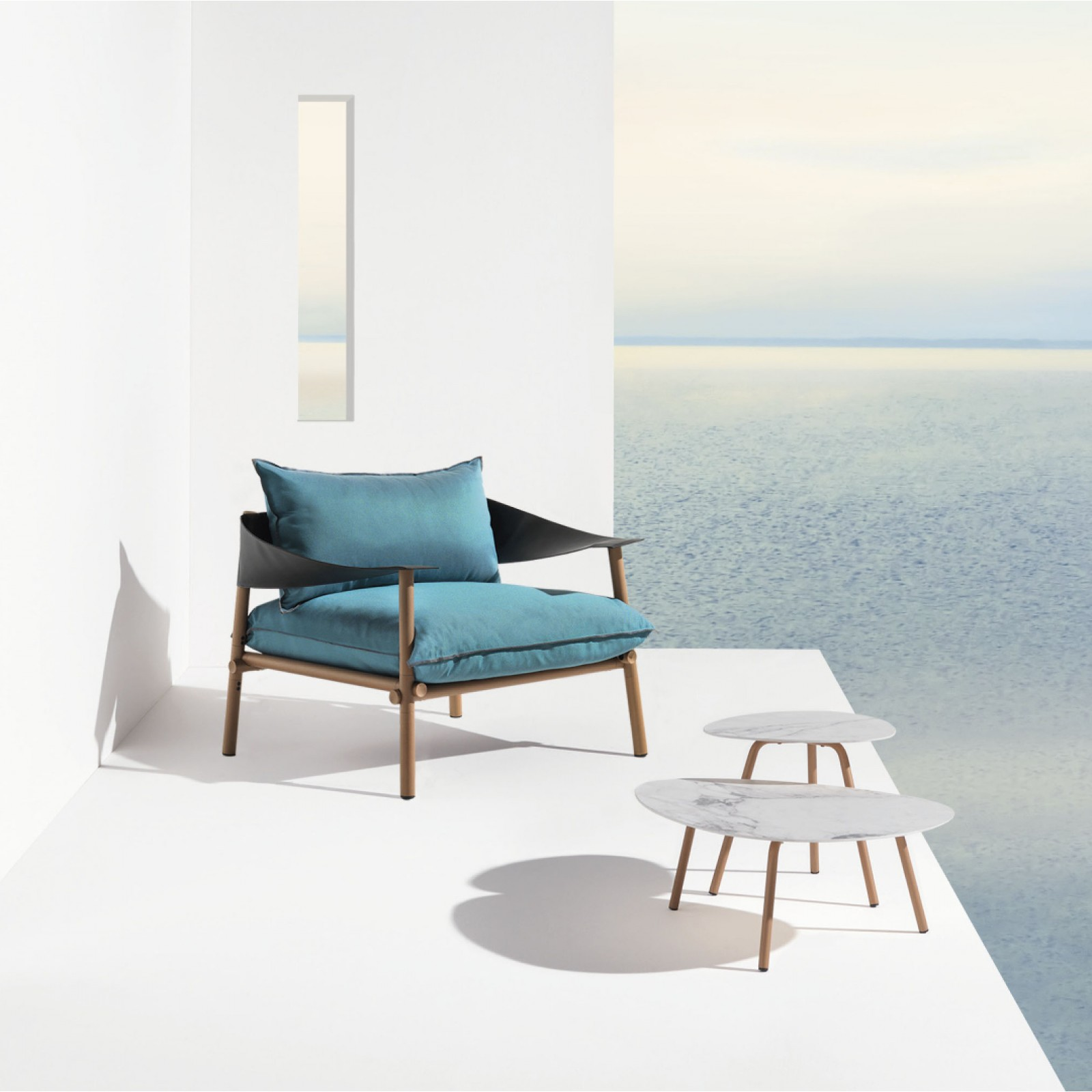 Terramare Armchair The Modern Home Company