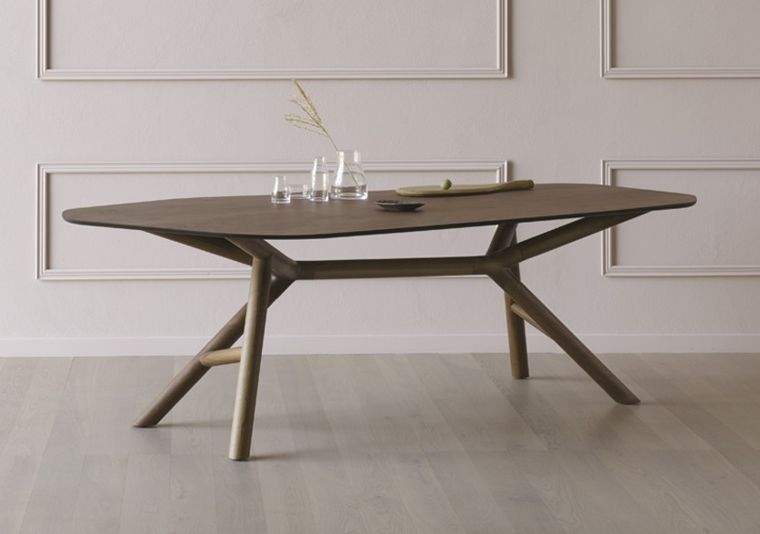 Otto Dining Table The Modern