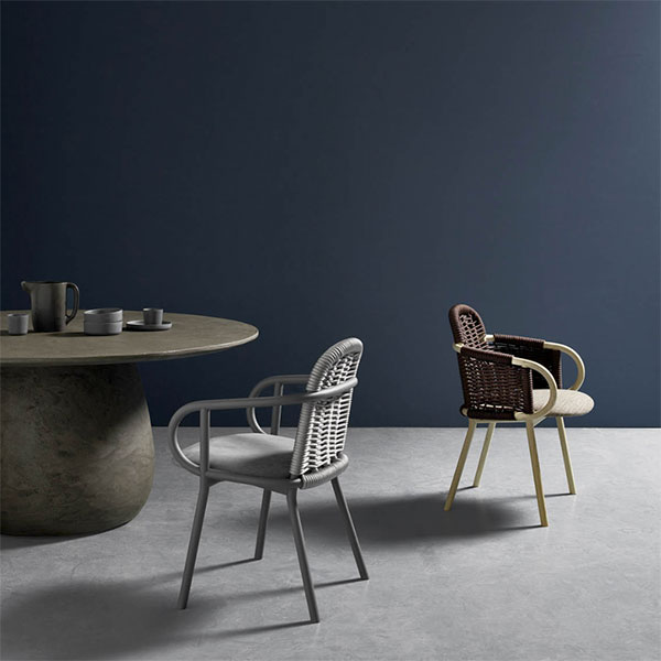 About A Chair 22 Armchair.Dining Armchair 22 The Modern Home Company